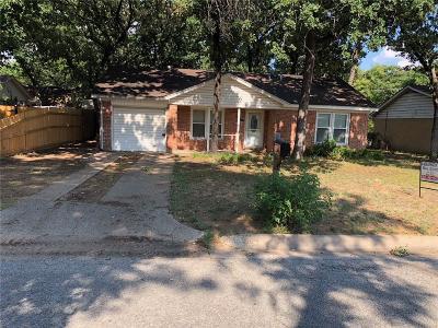 River Oaks Single Family Home Active Option Contract: 712 Lynda Drive