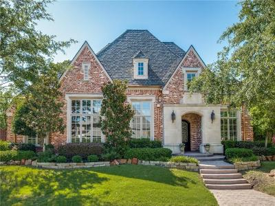 Frisco Single Family Home For Sale: 7991 Oak Point Drive