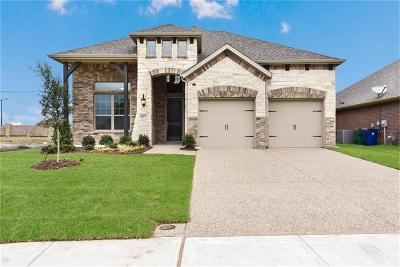 Melissa Single Family Home For Sale: 3017 Winchester