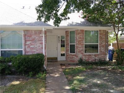 Frisco Single Family Home For Sale: 8721 Malibu Street