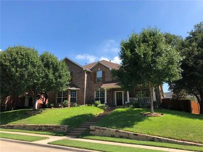 Rowlett Single Family Home For Sale: 2109 Indian Trail