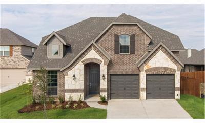 Saginaw Single Family Home For Sale: 7605 Truchard Drive
