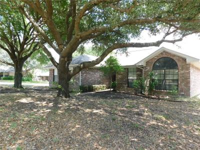 Midlothian Single Family Home For Sale: 808 Virginia Boulevard