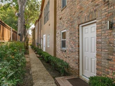 Dallas Condo For Sale: 3818 N Hall Street #129