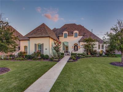 McKinney Single Family Home For Sale: 1308 Capilano Way