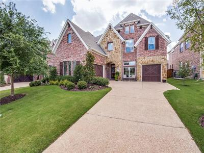 Allen Single Family Home For Sale: 1517 Willingham Drive