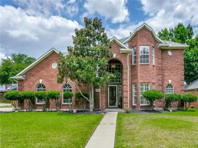 Flower Mound Single Family Home For Sale: 1744 Brook Lane