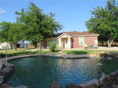 Johnson County Single Family Home For Sale: 3708 Les Drive