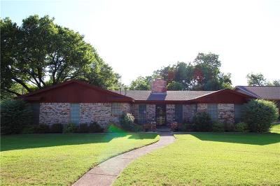 Benbrook Single Family Home For Sale: 3824 Twilight Drive S