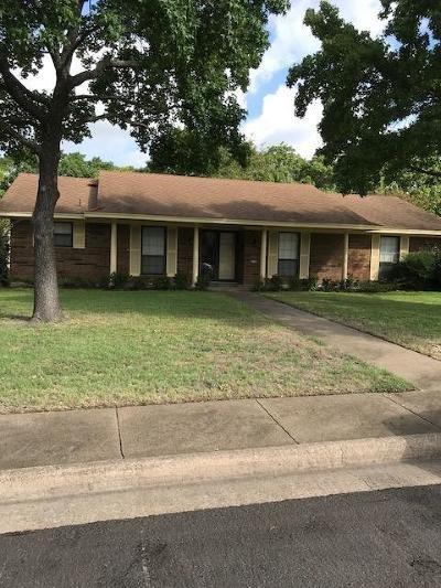 Duncanville Single Family Home Active Option Contract: 715 Ridge Crest Drive