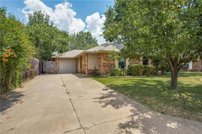 Allen Single Family Home Active Option Contract: 25 Brewster Court