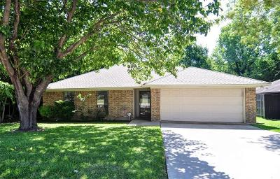 Sachse Single Family Home For Sale: 4920 Brookhollow Drive