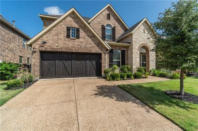 Lewisville Single Family Home For Sale: 2705 Cole Castle Drive