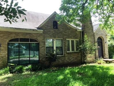wortham Single Family Home For Sale: 409 W San Marcos