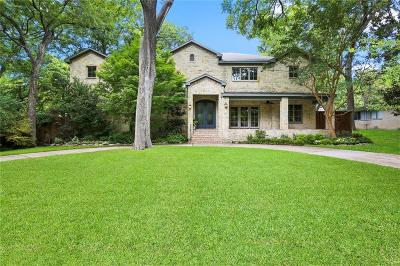 Single Family Home For Sale: 1022 Forest Grove Drive