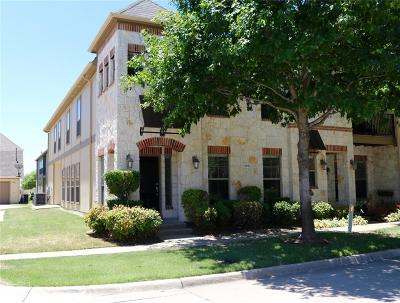 Mckinney Townhouse For Sale: 8701 Trolley Trail