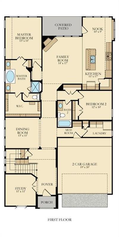 Frisco Single Family Home For Sale: 14171 Gatewood Lane