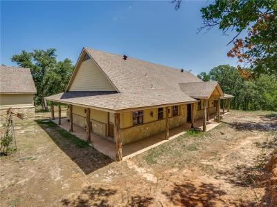 Springtown Single Family Home For Sale: 722 Three Skillet Road