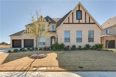 Rockwall Single Family Home For Sale: 1001 Lazy Brooke Drive