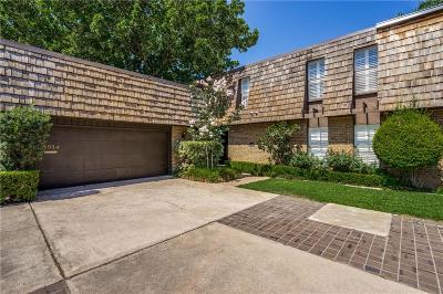 Townhouse Active Option Contract: 3034 W Tanglewood Park W