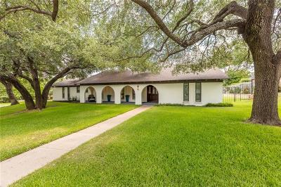 Fort Worth Single Family Home For Sale: 4620 Cloudview Road