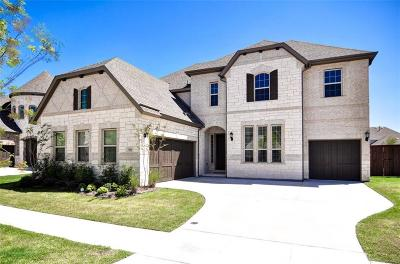 McKinney Single Family Home Active Contingent: 7101 Los Padres Place