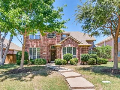 Frisco Single Family Home Active Contingent: 1664 Idlewild Drive
