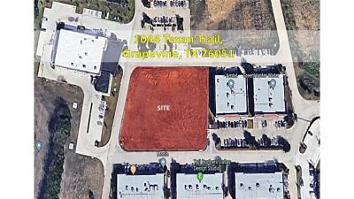 Grapevine Commercial Lots & Land For Sale: 1044 Texan Trail