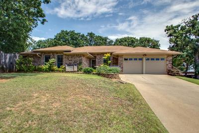 Euless Single Family Home Active Option Contract: 1004 Woodcreek Court