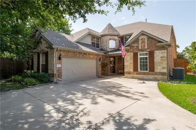 Keller Single Family Home Active Option Contract: 2214 Bayou Court