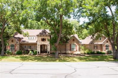 Granbury Single Family Home For Sale: 10203 Ravenswood Road