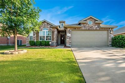 Forney Single Family Home Active Option Contract: 915 Johnson City Avenue