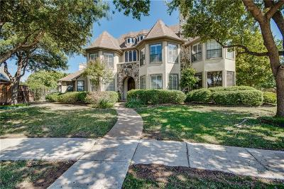 Plano Single Family Home For Sale: 3300 Lakebrook Drive