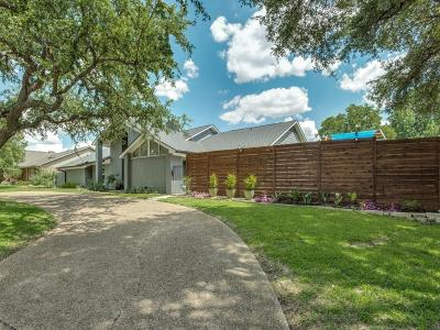 Single Family Home For Sale: 6612 Rolling Vista Drive