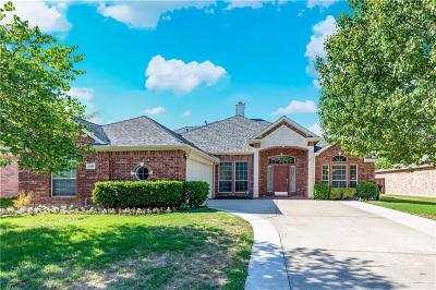 Corinth TX Single Family Home For Sale: $349,000