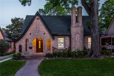Single Family Home Active Option Contract: 5514 Monticello Avenue