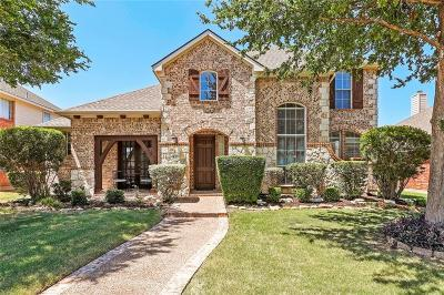 Allen Single Family Home Active Option Contract: 433 Deer Brooke Drive
