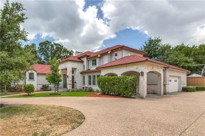 Irving Single Family Home For Sale: 1513 Canyon Oaks Drive