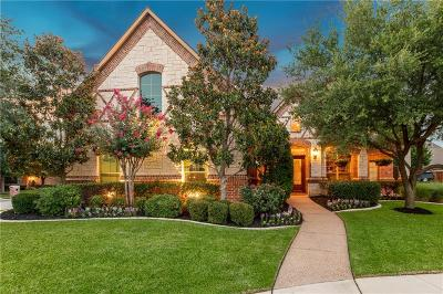 North Richland Hills Single Family Home Active Option Contract: 9216 Hailey Court