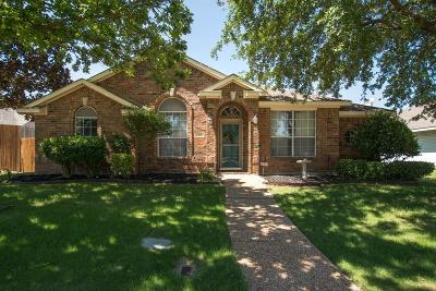Lewisville Single Family Home For Sale: 1213 Marina Court