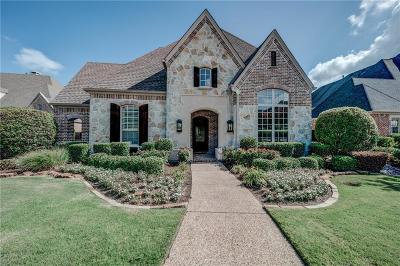 Lewisville Single Family Home Active Option Contract: 2711 Sir Castor Court Court