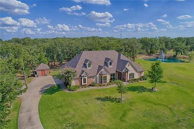 Burleson Single Family Home For Sale: 8216 Plum Creek Trail