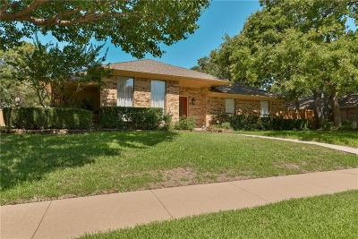Coppell Single Family Home For Sale: 248 Simmons Drive