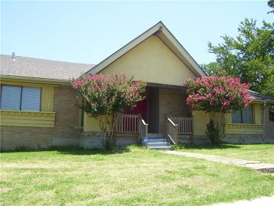 Garland Single Family Home For Sale: 2910 S Country Club Road