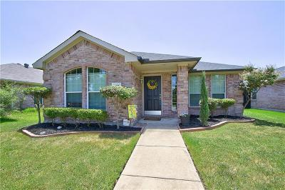 Wylie Single Family Home Active Contingent: 707 Donny Brook Drive