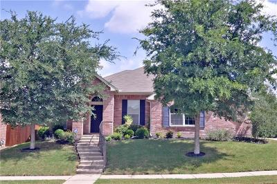 North Richland Hills Single Family Home Active Option Contract: 6309 Saint Andrews Drive