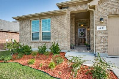 Fort Worth Single Family Home For Sale: 3961 Tule Ranch Road