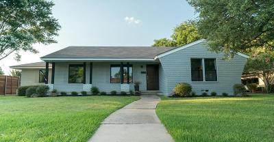 Single Family Home Active Option Contract: 3243 Regent Drive