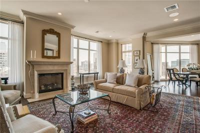 Dallas Condo For Sale: 2555 N Pearl Street #801