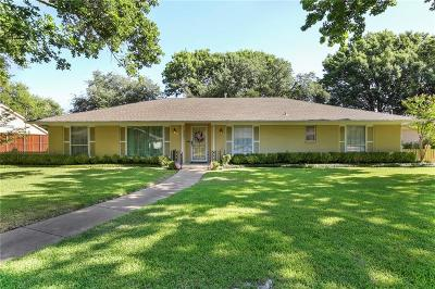 Single Family Home For Sale: 5309 Northmoor Drive
